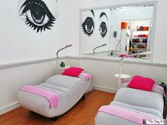 lash extension salons - Google Search