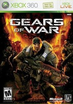 Gears of War, Xbox 360  #3ps #xbox #360 #video #games #favorites