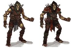 Goblins - Of Orcs And Men Art & Pictures