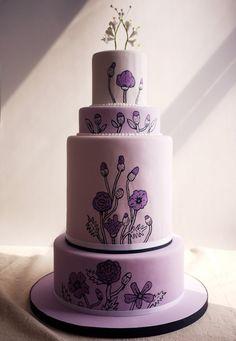 Thistle cake