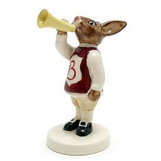 Royal Doulton Bunnykins, Harry the Herald DB49