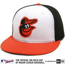 Baltimore Orioles Youth Authentic Home Performance 59FIFTY On-Field Cap