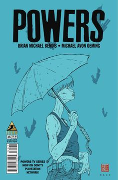 Preview: Powers #5,  Powers #5 Story: Brian Michael Bendis Art: Michael Avon Oeming Cover: Michael Avon Oeming Publisher: Marvel Publication Date: October 7th, 2015...,  #All-Comic #All-ComicPreviews #BrianMichaelBendis #Comics #Marvel #MichaelAvonOeming #Powers #previews See More: http://all-comic.com/2015/preview-powers-5/