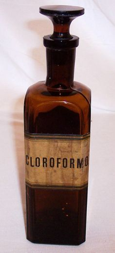 Antique apothecary bottle BIMAL amber w/stopper by AntiqueAddicts, $75.00