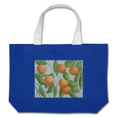 ORANGES FROM FLORIDA Tote Bag