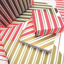 Candy Stripe Wrapper