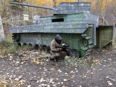 Delta Force Paintball Calgary has arrived, and Calgary paintball as you know it will never be the same again! Delta Force is famous for offering quality, high...