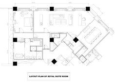 Royal suite room Model