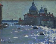 Ken HOWARD - Grand Canal Light Effect