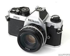 Nikon FM2 - I'll love you forever.