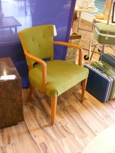 gorgeous in green maple arm chair u2014 at retro kalamazoo vintage furniture
