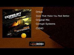 Orkus - Light In Darkness EP [CS043]