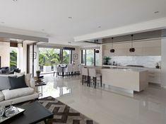 Open Plan Living Designs & Ideas
