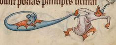 Psalter ('The Luttrell Psalter') with calendar and additional material 1325-1340 Add MS 42130 Folio 47r