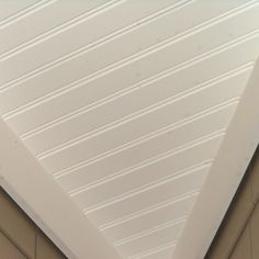 Inspiration - Truexterior Beadboard - Boral USA #Inspiration #truexterior #BoralUSA #residential #forthehome #dreamhome #building #trim #design #exteriordesign #beadboard