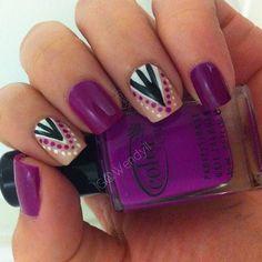 Instagram photo by    wendyll #nail #nails #nailart