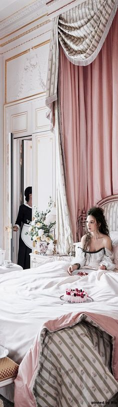 Ritz Paris Reopens l Vogue Editorial August 2016 l Ria
