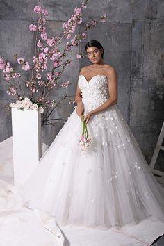 Siriano Bridal Spring 2017