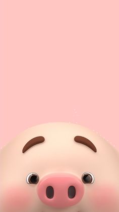 Cute Piggy Wallpaper for iPhone and Android Pig Wallpaper, Cute Disney Wallpaper, Cute Wallpaper Backgrounds, Animal Wallpaper, Wallpaper Iphone Cute, Cute Cartoon Wallpapers, Movie Night For Kids, Pig Illustration, Illustrations