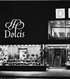 REYNOLDS STONE, Dolcis logo, 1940s