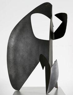 europeansculpture:  Angelo Bozzola - ,Funzione - sviluppo di forma n. 11 , 1956