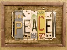 license for peace