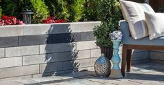 Product: Lineo™ Dimensional Stone Color: Limestone