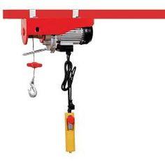 Zdviháky, kladkostroje a navijáky Outdoor Power Equipment, Garden Tools