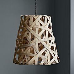 Birds Nest Hanging Lamp | Serena & Lily
