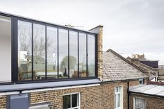 Shepherd's Bush Extension & Loft Conversion - Salt Productions Ltd - Combining old and new architecture