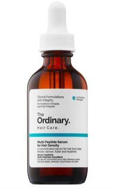 The Ordinary Multi-Peptide Serum for Hair Density #BestFacialHairRemoval