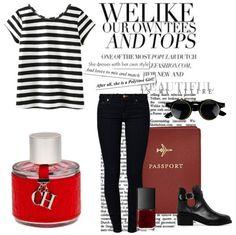 Un look armando con básicos del guardarropa. ¿Ya tienes los tuyos? 1.- Perfume CH de Carolina Herrera http://fashion.linio.com.mx/a/perfume