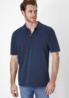 PADDOCK'S Poloshirt für 39,95€. Poloshirt von PADDOCK'S, Mit Knopfleiste, 100% reine Baumwolle, Normale Passform, Ideal für Job und Freizeit bei OTTO