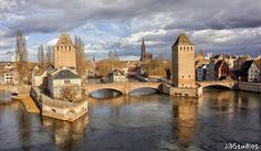 Strasbourg, vue sur la cathedrale by Jibstudios  on 500px | France