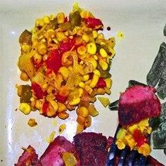 Sweetcorn Relish @ http://allrecipes.co.uk