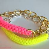 DIY lanyard bracelets