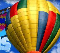 Hot air ballon