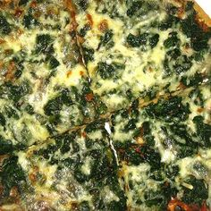 Secret Copycat Restaurant Recipes – Applebee's Spinach Pizza Recipe