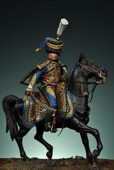 Colonel, 5th Hussars - D.Ipperti