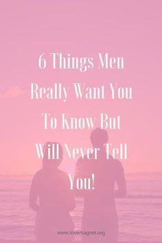6 Things Men Really Want You To Know But Will Never Tell You - Relationship Tips. Save the pin and click through to learn more. Saving Your Marriage, Save My Marriage, Marriage Advice, Relationship Advice, Relationships, Dating Humor, Dating Quotes, Love You More, Want You