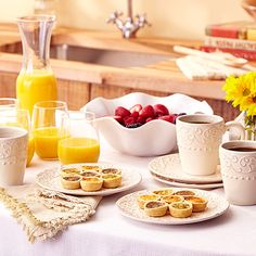 Home Styling - Brunch
