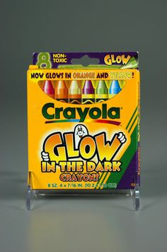 glow in the dark crayons - Google Search
