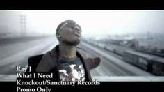 what i need ray j - YouTube