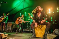 Nahko & Medicine for the People - LEAF Festival (Oct. 2014)