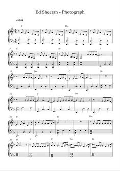 free sheet music