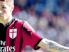 Fernando Torres + Tattoos