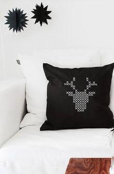 cojines nordicos- nordic cushion cover