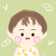 People Illustrations, Anime Chibi, Profile, Manga, Cute, Kids, User Profile, Young Children, Boys