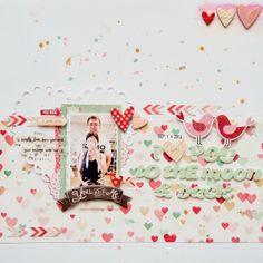 ** Aujourd'hui: ......... l'amour est au menu!!! **