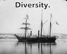 """one day i'll have a wooden boat named """"Diversity"""""""
